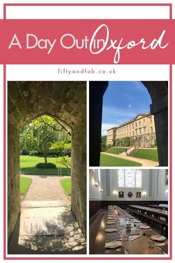 Spend a day out in Oxford visiting the colleges, and their gardens - ideal for any Morse, Lewis or Endeavour fans! #Oxford #University