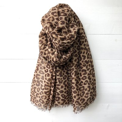 leopard print scarf, animal print scarf, scarves for women