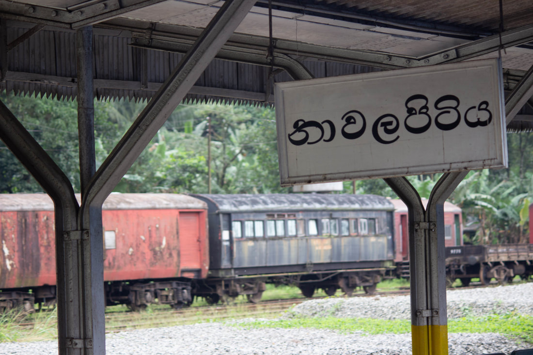 old trains in sri lanka