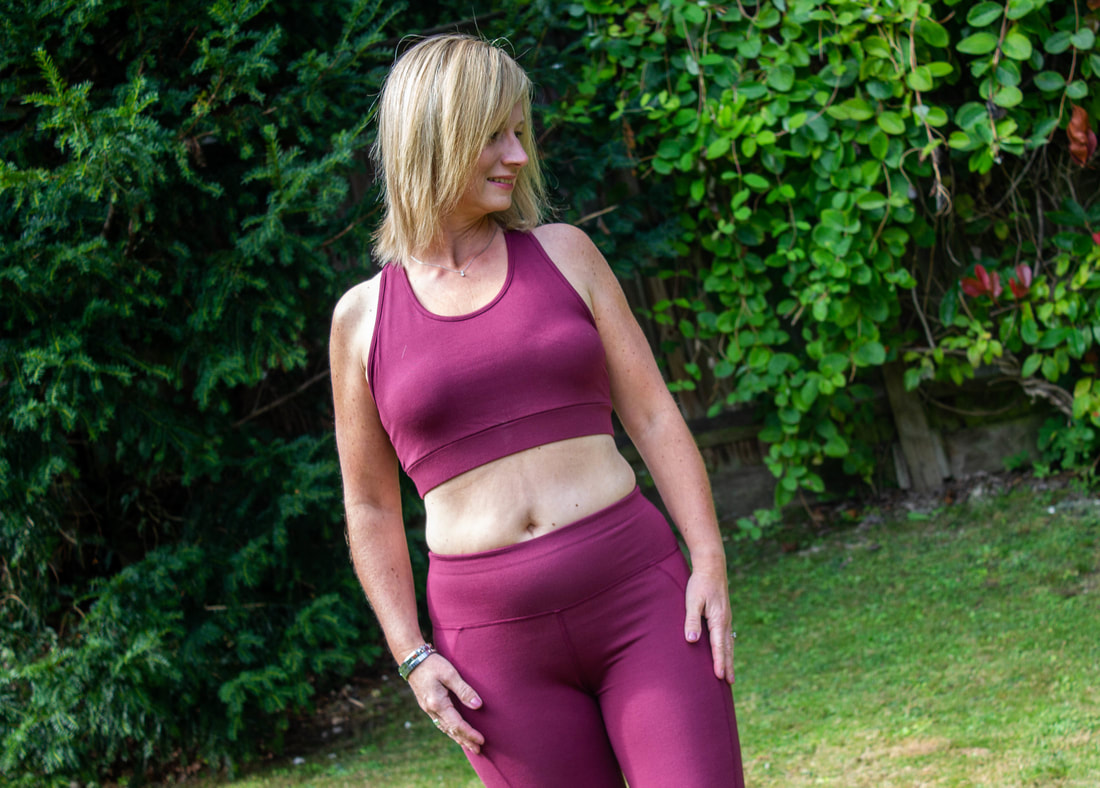 asquith bamboo workout pants