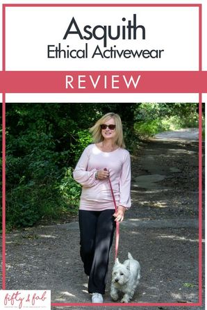 review asquith ethical activewear