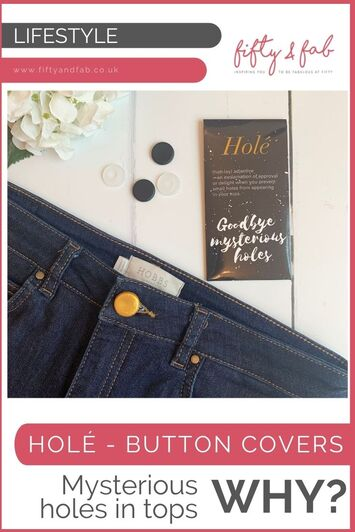 small holes in t-shirts | small holes in clothes | button covers