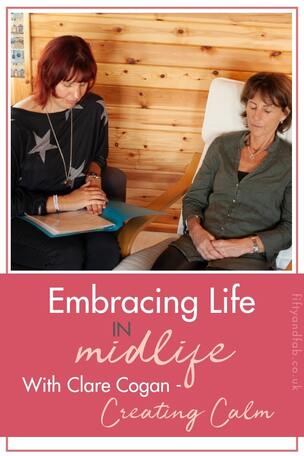 Embracing midlife - middle-aged women making successful businesses #over50s #midlife
