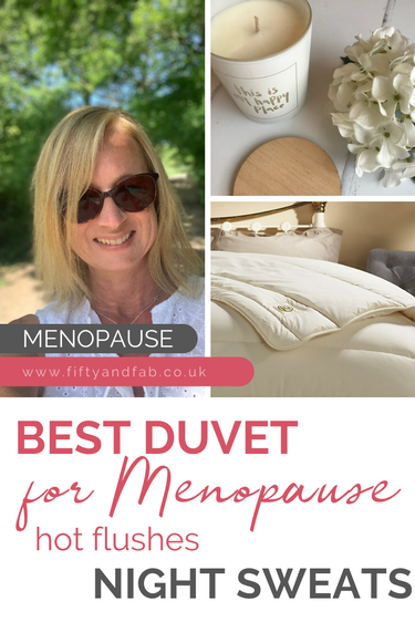 best duvet for menopause - baavet wool