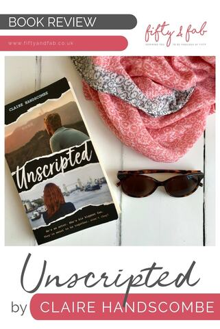 Book review: Unscripted by Claire Handscombe #fiction #amreading #literature #bookreview